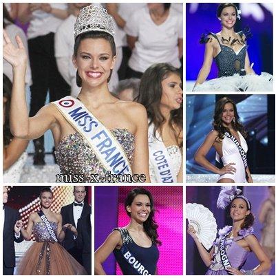 Miss France 2013 est et restera... Miss Bourgogne !