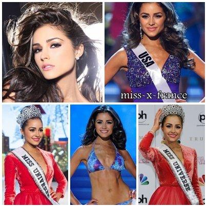 Et Miss Univers 2012 est ... Miss USA !