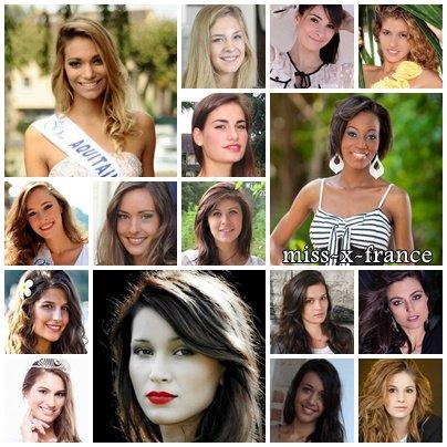 Sondage pour Miss France 2014
