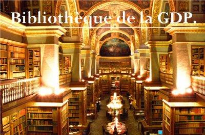Bienvenue à la Bibliothèque