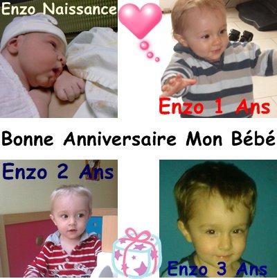 (l) Enzo 3 Ans (l)