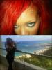 000 PEOPLE : Rihanna : Et une coupe de plus, une!