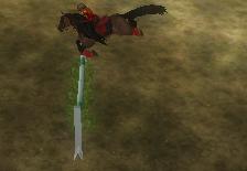 Wildfire - Séance saut