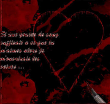veines d'amour