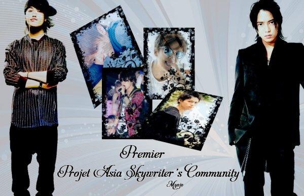 ☠☠ Projet Asia Skywriter's Community ☠☠