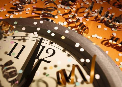 Bonne année! (Très en retard)