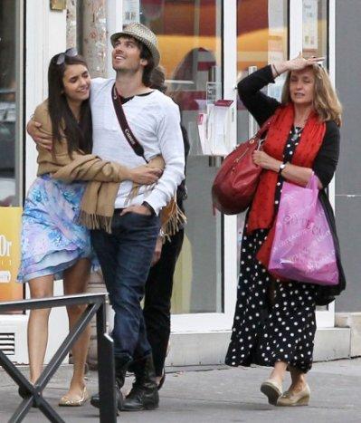 Ian et Nina à Paris