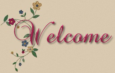 Welcome ^^