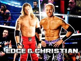 Edge & Christian.. La Plus Belle Equipe Qui Soit ! :D