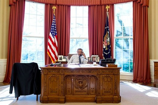 A Call Between Two Presidents