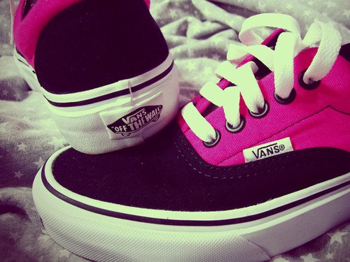 Vans of the wall.