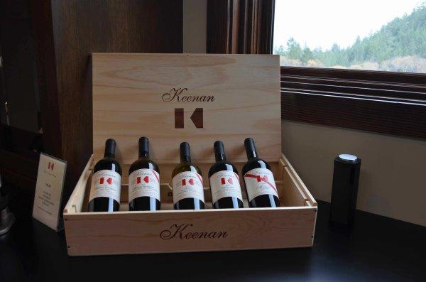 Wine Varietals Produced at Keenan Winery Napa Valley