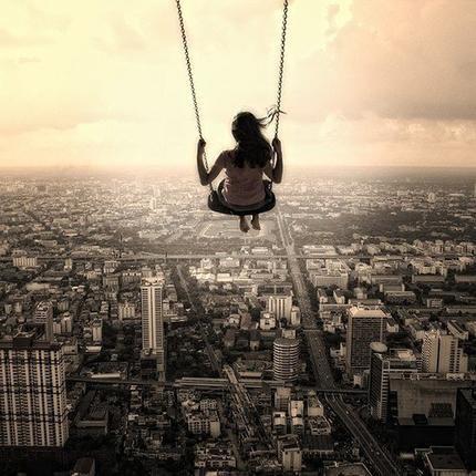 Rêver ma vie et partir loin est mon passe temps préféré... ^_^
