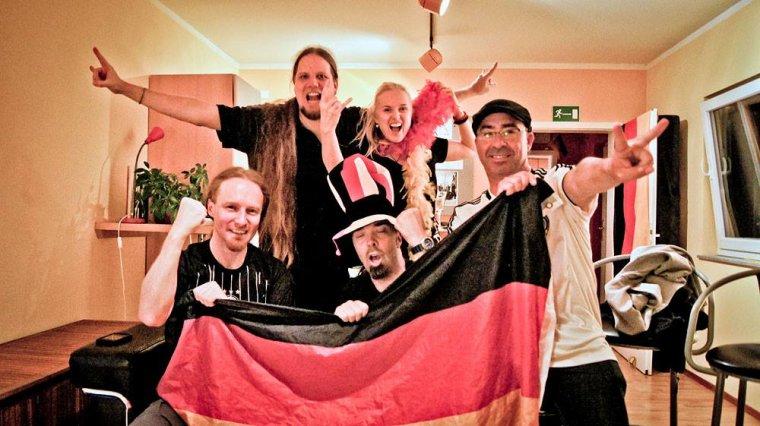 Coup du monde 2014 Allemagne gagne