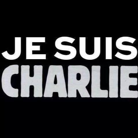#JeSuisCharlie  Message de soutiens / Réactions des artistes étrangers