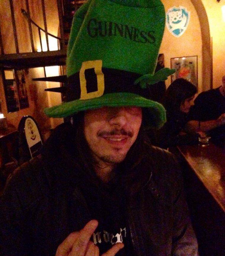 17 Mars 2015 St Patrick