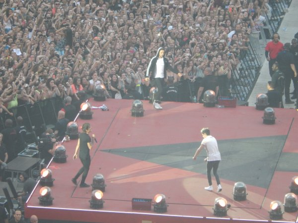 Sade De France One Direction 21/06/2014 #1