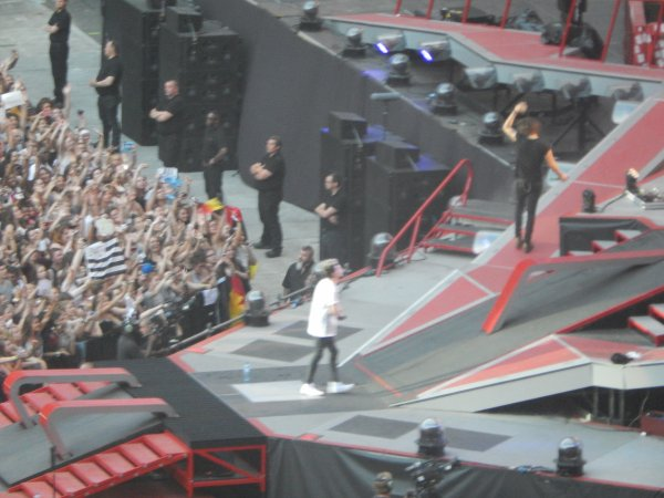 Sade De France One Direction 21/06/2014 #2