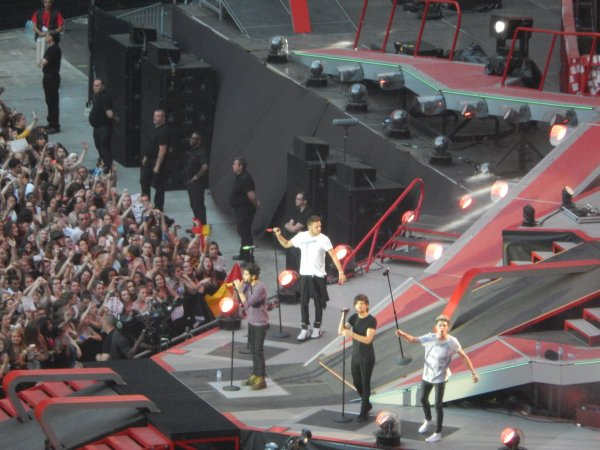 Sade De France One Direction 21/06/2014 #3