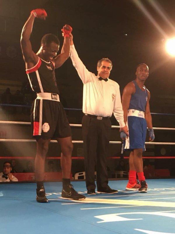 Lancey vainqueur au gala de Noisy le grand et champion du tournoi Francilien