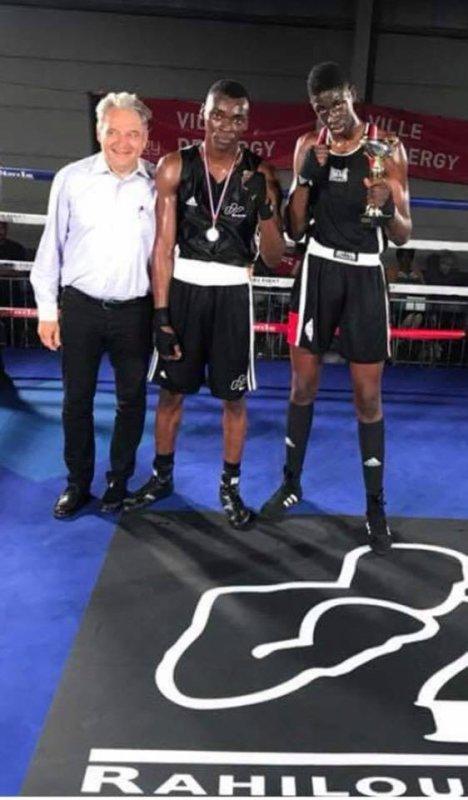 Sakho vainqueur au tournoi de Cergy 5 mai 2018