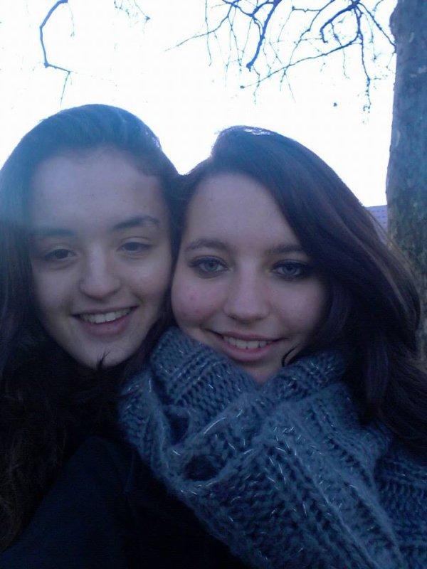 Moi et Sarah