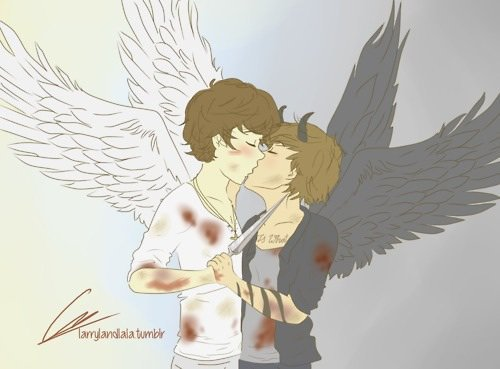 Fallen Angel's love