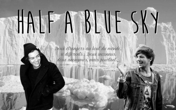 Half A Blue Sky