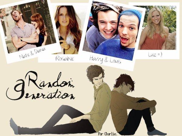 Random generation