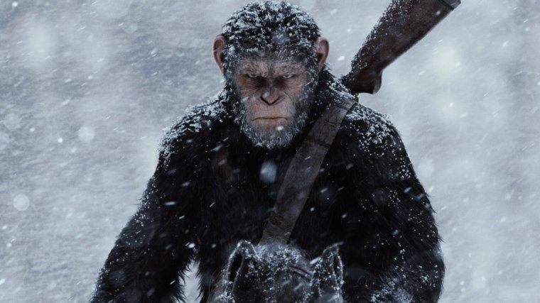 - #39 -  War For The Planet Of The Apes - Quand le singe prend enfin possession de la planète