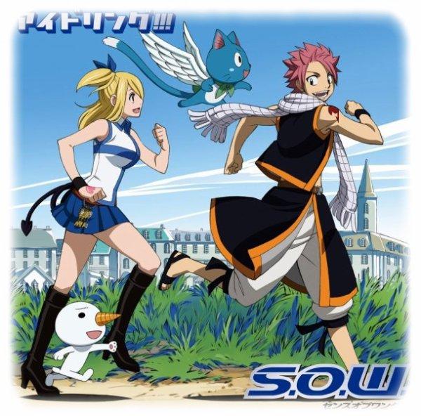 Idoling!!! S.O.W. Sense of Wonder / S.O.W. Sense of Wonder (2010)
