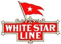 White Star Line. ♥