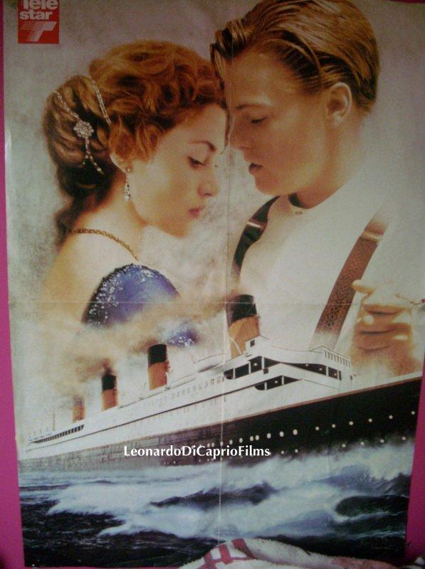 Chronologie d'un naufrage (: ♥ + Nouvelle Photo de Mon Poster de 1998 ! ♥