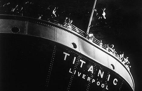 Itinéraire Du Titanic.