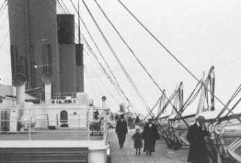Les Chiffres du Paquebot Titanic (: <3