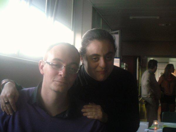 moi  et john