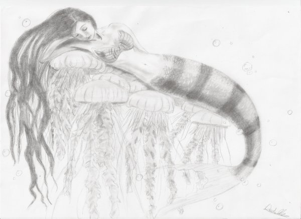 Sirène Blog De Dessin Manga Passion