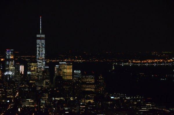 Manhattan, The One WTC & La Statue de la Liberté