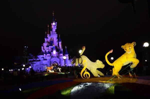 Petit tour à Disney!