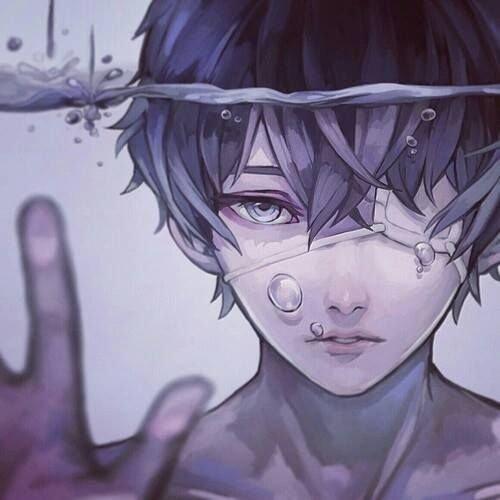 """""""Parfois ce ne sont pas les gens qui changent, ce sont les masques qui tombent """"  Kaneki - Ken"""