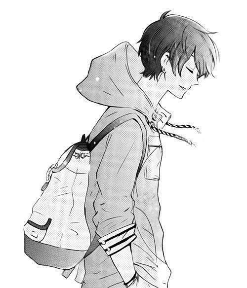 """""""Veux-tu vivre heureux ? voyage avec deux sacs, l'un pour donner, l'autre pour recevoir."""""""