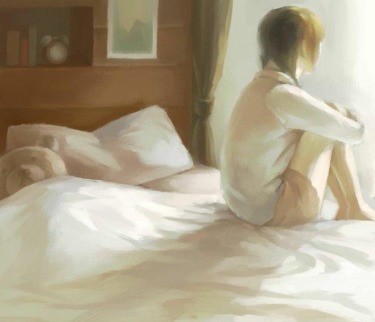 """"""" Il n'y a rien de pire que de penser a une personne a qui l'on manque pas .."""""""