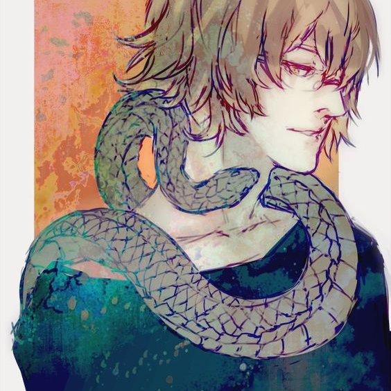 """"""" Ton masque va tomber un jour. Après tout, tout serpent change de peau."""""""