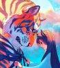 """""""Les caresses n'ont jamais transformé un tigre en chaton."""""""