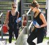 Mardi 6 Septembre  2011 : Jessica allant à son cours de sport dans West Hollywood