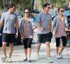 """Mercredi 14 Septembre  2011 : Jessica & Cash ont été faire du sport à """" Body Factory"""" puis ont été achetés un smoothie ."""