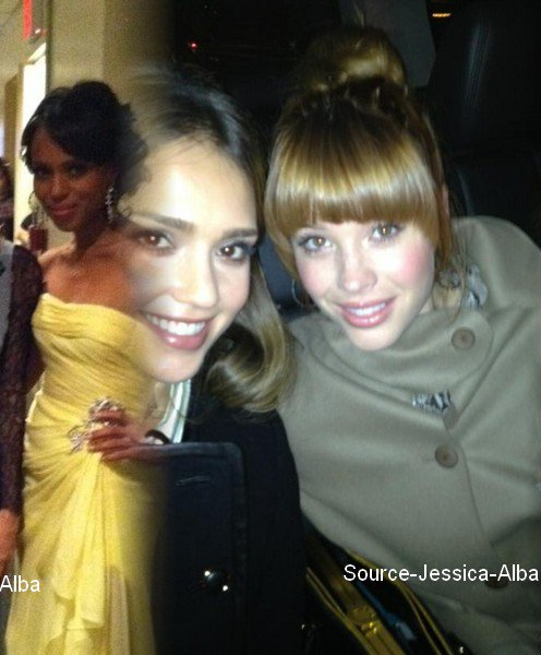 "Lundi 7 Novembre  2011 : Jessica & sa BFF Lauren Andersen allant à Starbuck Coffee  dans New-York.  Le soir , Jessica s'est rendue à l'évênement ""Glamour 2011 Women of the Year Awards "" ."