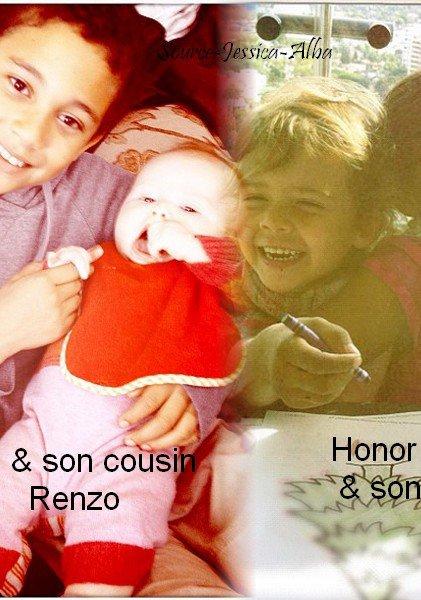 Samedi 19 Novembre  2011 : Jessica & Cash emmenant leurs deux filles , Honor & Haven au Coldwater Park.