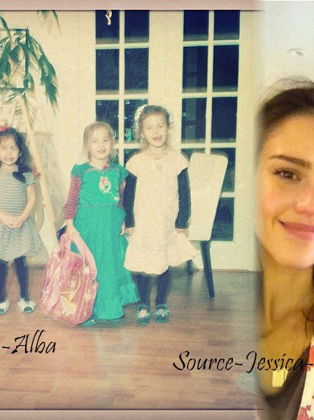 Samedi 24 Décembre 2011 : Jessica & toute sa famille allant déjeuner.
