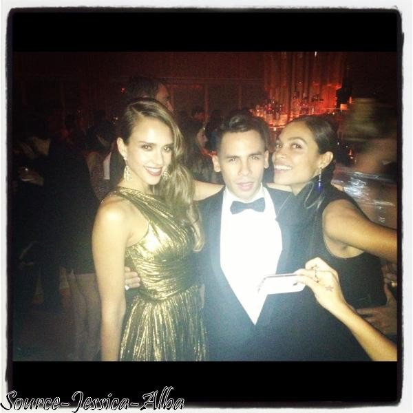 """Mercredi 9 Mai  2012 : Jessica sortant de son hotel à Soho . Le soir , Jessica s'est rendue à la soirée """"TheBiggestBabyShower"""""""